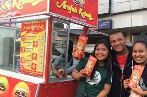 Bisnis Franchise Kebab Arofah Bisa untung 5 juta/bln   Hub ...